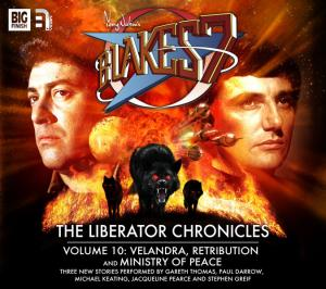 Blake's 7 - The Liberator Chronicles - Vol 10 (Credit: Big Finish)