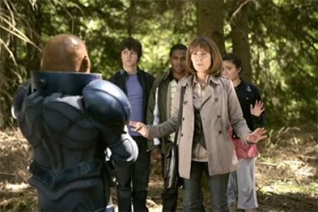 Sarah Jane Adventures: The Last Sontaran