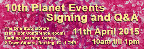 Signing Event