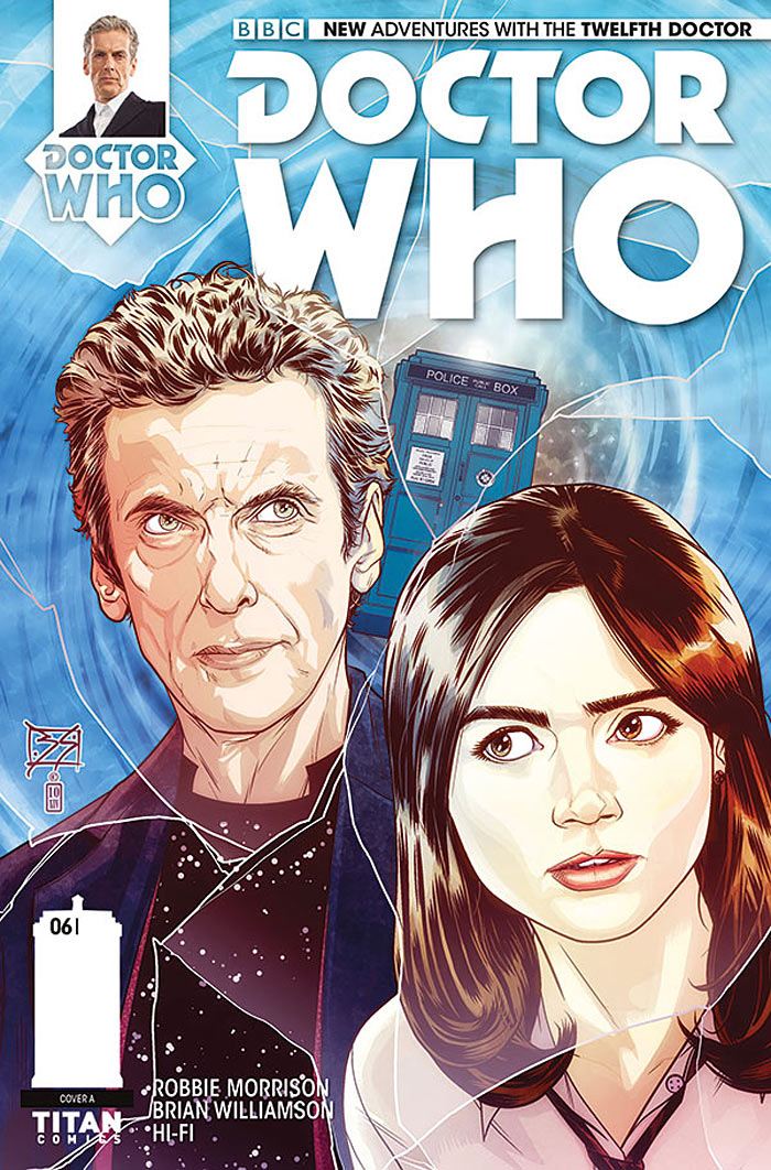 The Twelfth Doctor issue #6  (Credit: Titan)