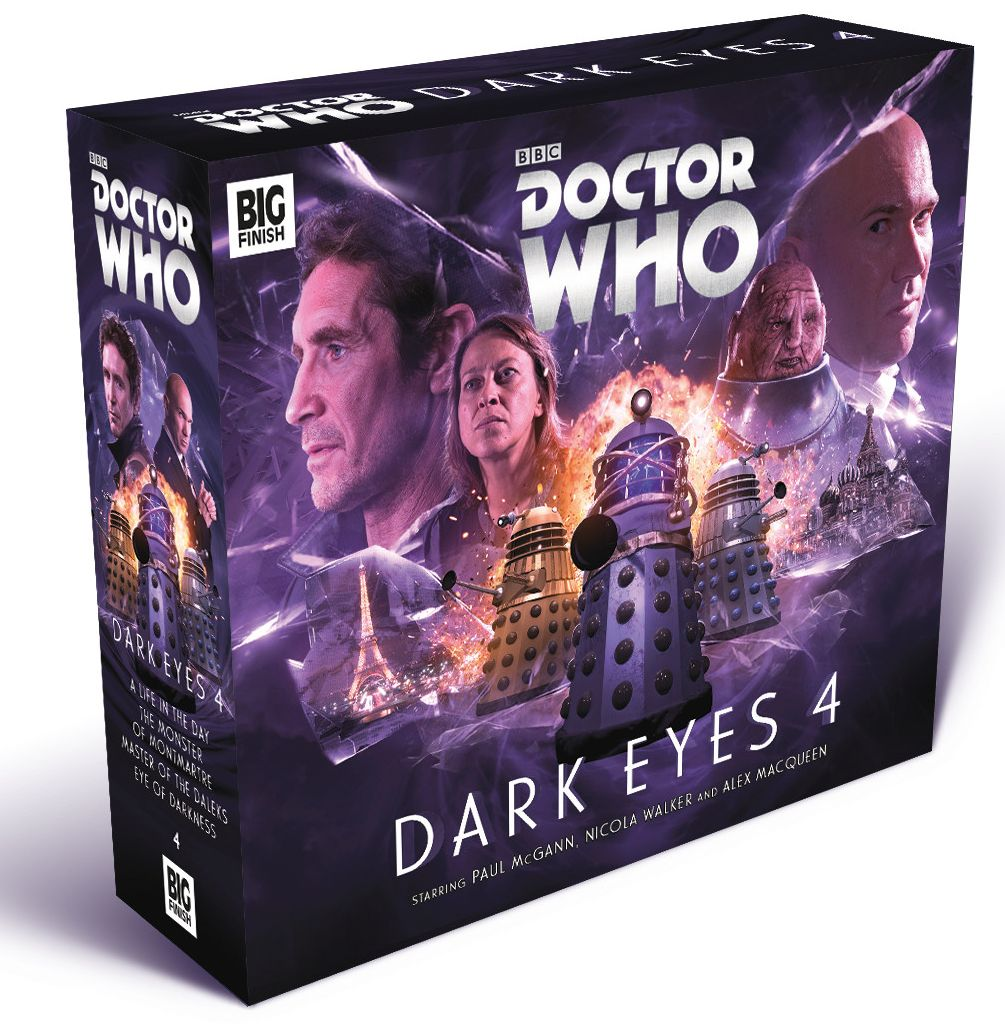Dark Eyes 4 (Credit: Big Finish)