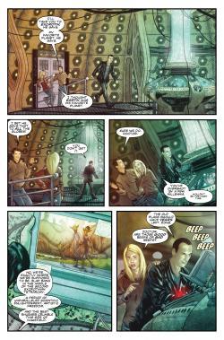 Ninth Doctor #1 (Credit: Titan)