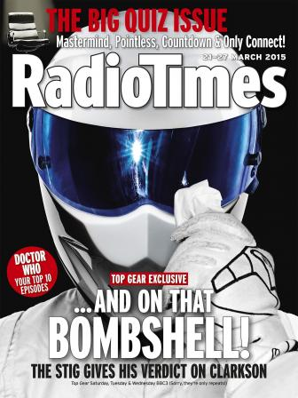 Radio Times (21-27 March 2015) (Credit: Radio Times)