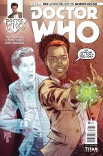 The Eleventh Doctor #10 (Credit: Titan)