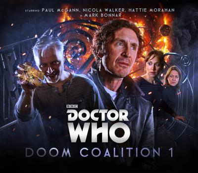 Doom Coalition 1  (Credit: Big Finish)