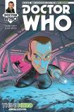 Ninth Doctor #1 Think Geek variant (Credit: Titan)