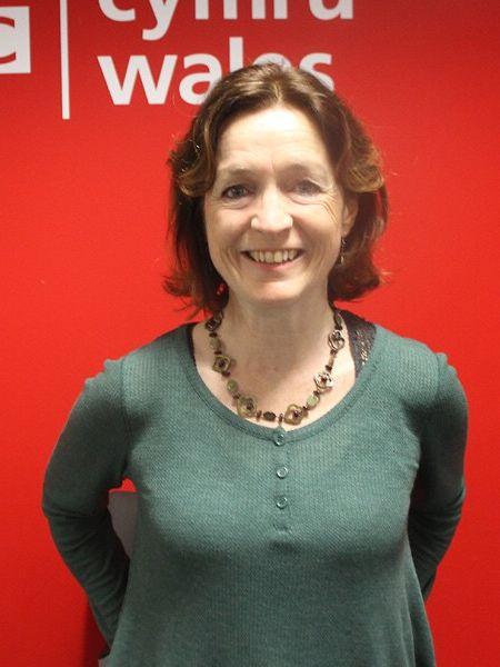 Catherine Tregenna - Image Credit: BBC