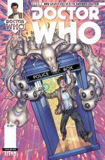 Doctor Who: The Eleventh Doctor #11 (Credit: Titan)