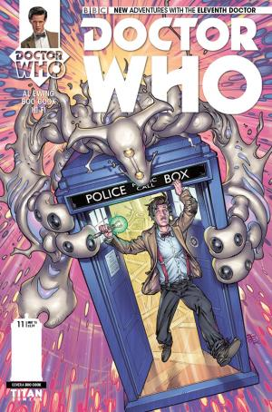 Doctor Who: The Eleventh Doctor #11​ (Credit: Titan)