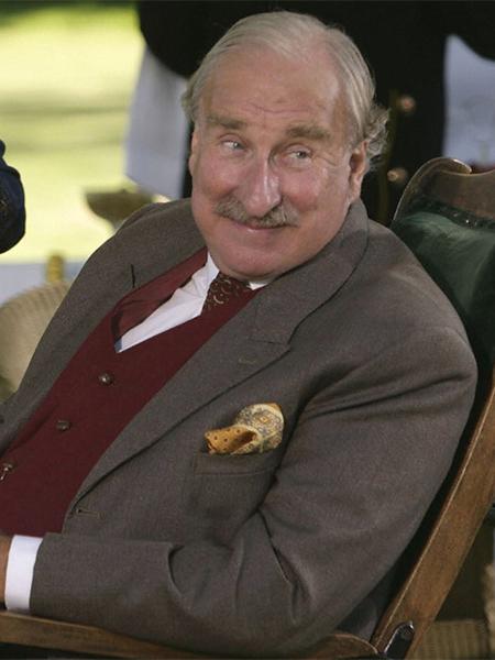 Colonel Hugh Curbishley -
