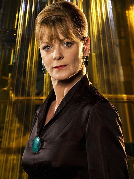 Samantha Bond - Image Credit: BBC