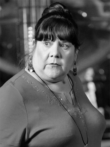 Imogen Bain (1959-2014) - Image Credit: BBC