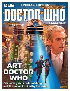 The Art Of Doctor Who (Credit: DWM)