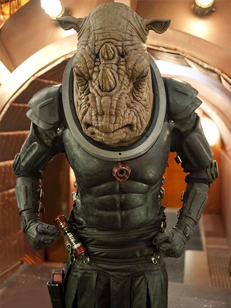 Captain Tybo - Image Credit: BBC