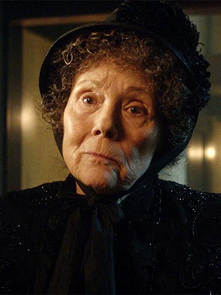 Mrs Gillyflower - Image Credit: BBC