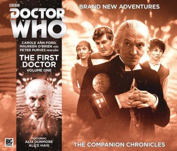 Doctor Who: The First Doctor Volume 01