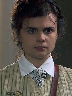 Emily Morris - Image Credit: BBC