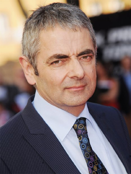 Rowan Atkinson - Image Credit: Getty Images