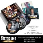 Doctor Who Series 8 Soundtrack (Pack Shot) (Credit: Silva Screen)