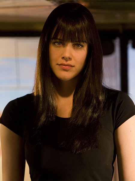Michelle Ryan - Image Credit: BBC