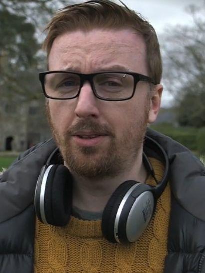 Derek Ritchie - Image Credit: BBC