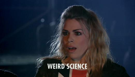 Doctor Who: Weird Science