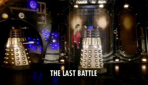 Doctor Who: The Last Battle