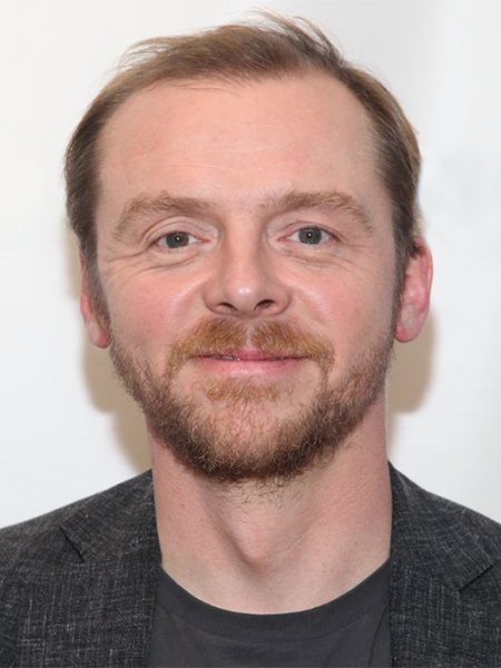 Simon Pegg - Image Credit: Getty Images