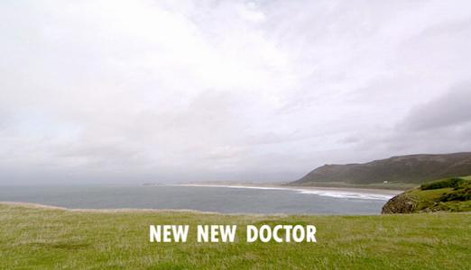 Doctor Who: New New Doctor