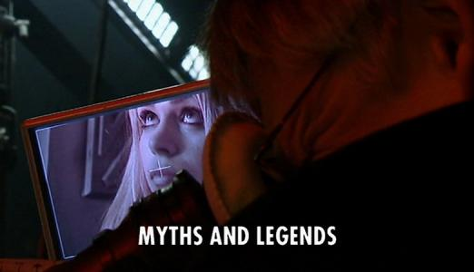 Doctor Who: Religion, Myths and Legends