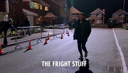 Doctor Who: The Fright Stuff