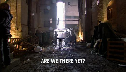 Doctor Who: Are We There Yet?