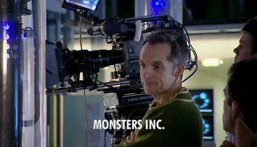 Doctor Who: Monsters Inc