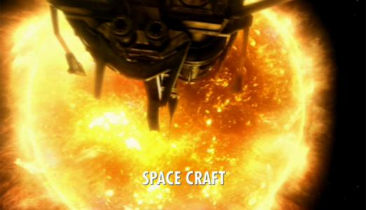Doctor Who: Space Craft