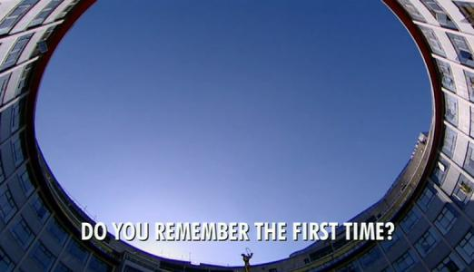 Doctor Who: Do You Remember the First Time?