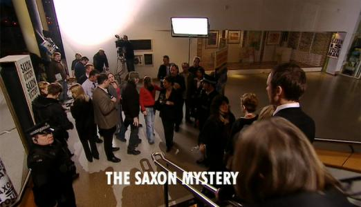Doctor Who: The Saxon Mystery