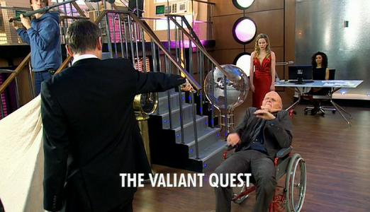 Doctor Who: The Valiant Quest