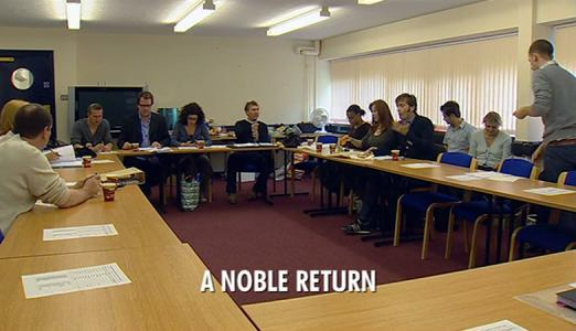 Doctor Who: A Noble Return