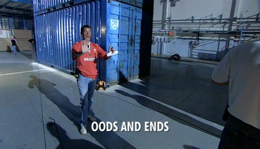 Doctor Who: Oods and Ends