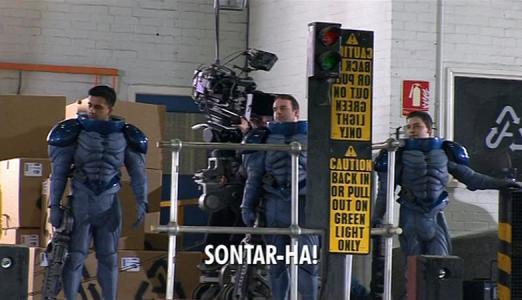 Doctor Who: Sontar-Ha!