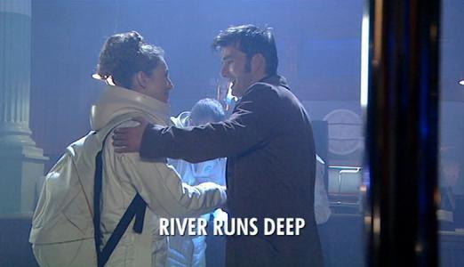 Doctor Who: River Runs Deep