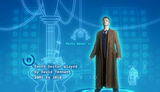 Doctor Who: The Doctors Revisited: The Tenth Doctor