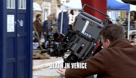 Doctor Who: Death in Venice