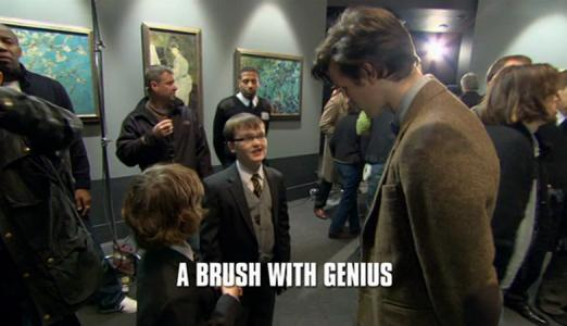 Doctor Who: A Brush with Genius