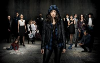 Orphan Black (cast series two)