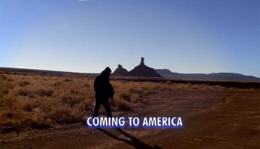 Doctor Who: Coming to America