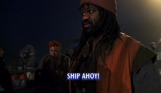 Doctor Who: Ship Ahoy!