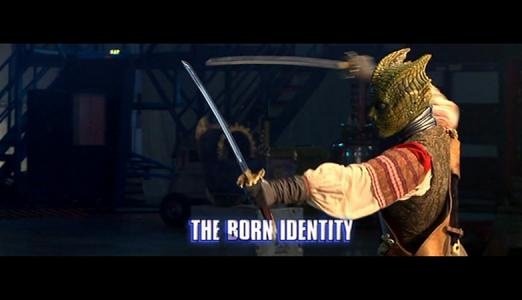 Doctor Who: The Born Identity
