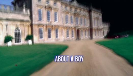 Doctor Who: About A Boy