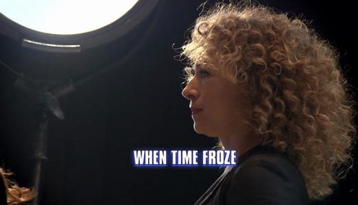 Doctor Who: When Time Froze